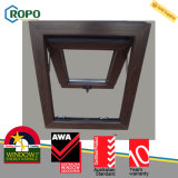 UPVC Windows appeso superiore con il doppio ha lustrato