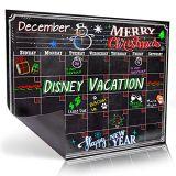 Autoadesivo decorativo del calendario del magnete del frigorifero della scheda di messaggio del magnete del frigorifero