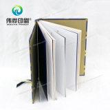 Blocos de notas de capa dura impressos personalizados delicados