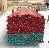 304, tubo polacco della scanalatura dell'acciaio inossidabile dei 316 specchi