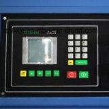 10*8000 QC11k Platten-hydraulische Guillotine-scherende Maschine mit A62s Controller-System