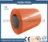 Bobina de aço Prepainted dura cheia do Galvalume