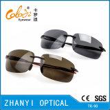 Óculos de sol da forma Tr90 para conduzir com Lense de nylon (S2082-C1)