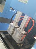 Máquina moldando Semi automática de comércio do sopro do frasco do animal de estimação da garantia para 3 litros