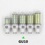 Luz del maíz de GU10/G9/B22 3W