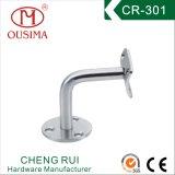 Acciaio inossidabile parentesi di mensola 304 di vetro utilizzata nel corrimano delle scale (CR-301)