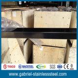 De Rang AISI 202 poetste de Gelaste Fabrikant van de Buis van het Roestvrij staal Vierkante op