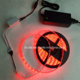 5050 LED de alimentación del controlador de tira del RGB + + Power Strip Conjunto