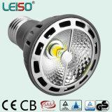 Forro de halogéneo de tamanho padrão 7W CRI90ra CREE Chip LED PAR20