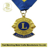 Medalha Running da lembrança do esporte feito sob encomenda da concessão com qualidade superior