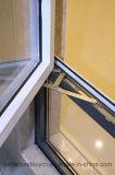 Окно профессиональной поставкы изготовления алюминиевое с сетью москита