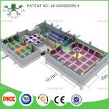 Parque de interior comercial del trampolín de la alta calidad para la venta (xfx3224)