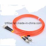 Ponticello duplex della fibra di LC-LC 50/125