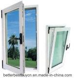 Лидирующая белая конструкция тента для окна алюминиевого сплава