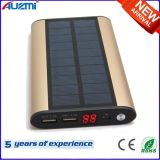 16000mAh Powerbank solar com luz do acampamento