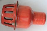 Válvulas do ferro/válvula de aspiração carcaça de areia
