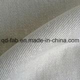 Couleur de Tissu-Nature de sergé de chanvre ou teint (QF13-0084)