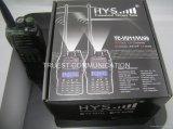 Tc-Vu11cc de alta calidad de color del camuflaje VHF y UHF de banda dual de mano radio de dos vías