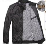 Revestimento tecido Clothing100%Poly dos homens (RTJ14097)