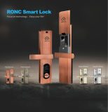 Multi Unlocking Way를 가진 가구 Elecronic Smart Card Door Lock