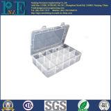 주문을 받아서 만들어진 PVC 사출 성형 투명 케이스
