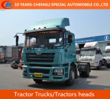 Shacman 4X2 Tractor Trucks, 385HP Tractors Heads