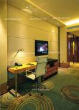 Cabecera de vidrio y dormitorio moderno de muebles (EMT-B1202)