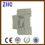 Temporizador inteligente do trilho Ahc15A 250V do RUÍDO de Digitas do indicador do LCD