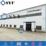 Moulage lourd ISO 9001steel Foundry