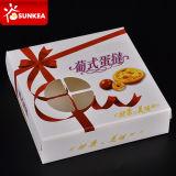 Boîte en gros à pain de gâteau de papier d'emballage de carton à vendre