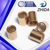 Bucha sinterizada bronzeada sinterizada com cobre