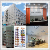 Coreia Eyewear feito em frames por atacado dos vidros da novidade dos óculos de sol do acetato de China