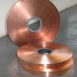 Bobine d'en cuivre en métal utilisée pour les contacts électriques
