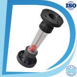 Medidor de fluxo acrílico líquido do ar de Glasss da água plástica
