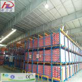 Racking resistente aprovado do metal do armazenamento do Ce ajustável