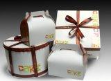 Neuer Auslegung-Farben-gewölbter Karton-Papierkasten
