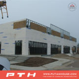 De geprefabriceerde Bouw van de Structuur van het Staal als Pakhuis/Workshop/Fabriek