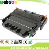 Cartouche d'encre compatible T650 de vente directe d'usine pour Lexmark T640/T642/T644/X642/X644/X646
