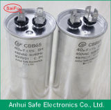 Bester verkaufender starker Bewegungskondensator-Großhandelspreis der Verpackungs-Cbb65A-1