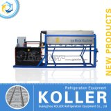 Koller High Efficiency Ice Evaporado Diretamente 3 Toneladas Block Machine
