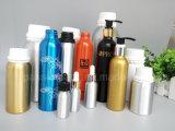 Aluminiumolivenöl-Flasche mit weißer Plastikbesetzer-Beweis-Schutzkappe (PPC-ADB-012)