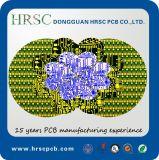이동 전화 LCD HDI 4개의 층 PCB & PCBA 제조자