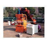Lehm-hydraulische stapelbare blockierenblock-Maschine der hohen Kapazitäts-Sy1-10