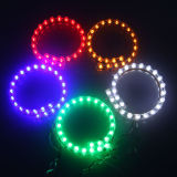 Iluminación de tira flexible de las luces de tira del LED LED