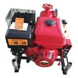 bomba de luta contra o incêndio 9HP com motor de gasolina