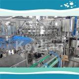 3 dans 1 machine de remplissage carbonatée de boisson