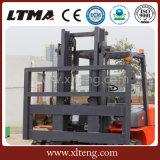 El frente doble de Ltma cansa la carretilla elevadora del diesel de la carretilla elevadora 5t
