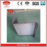 Het aluminium Geprofileerde Systeem van de Gordijngevel van de Comités van de Plaat (Jh166)