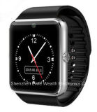 人間の特徴をもつ/Iosのタッチ画面のためのSIMのカードとの安の新しいGt08 Smartwatch