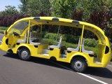 Жук полюбил милый электрический туристский автомобиль на нагрузка 23 людей
